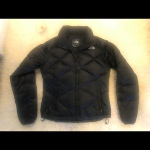 North Face Down Puffer Jacket - Like New!
